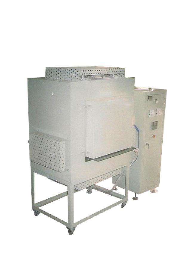 四面加熱高溫爐 1