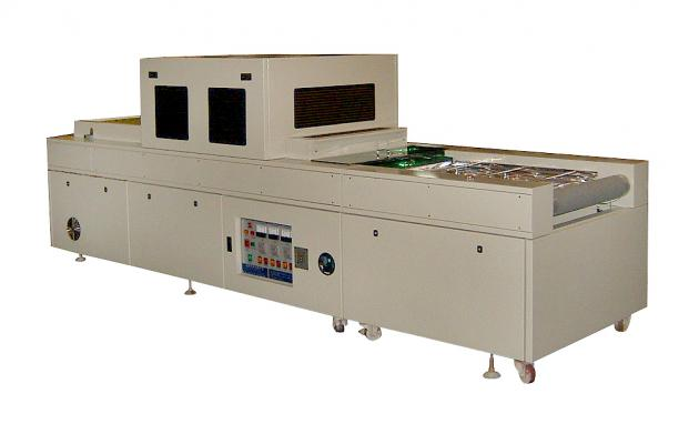 UV金屬鹵素燈紫外線輸送式乾燥機 1