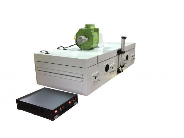 LED UV紫外線輸送式乾燥機 3