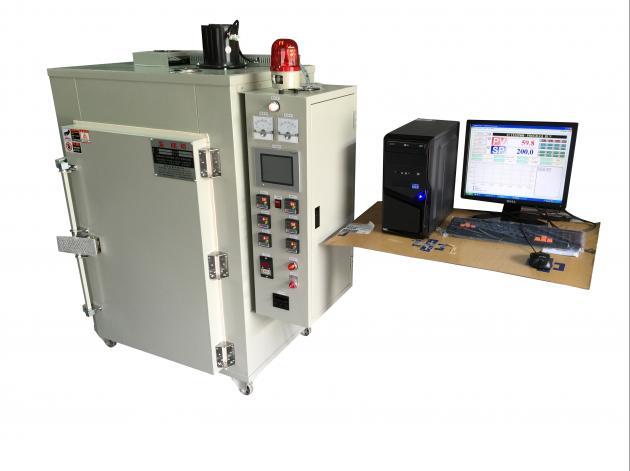 電腦連線熱風循環烤箱 1