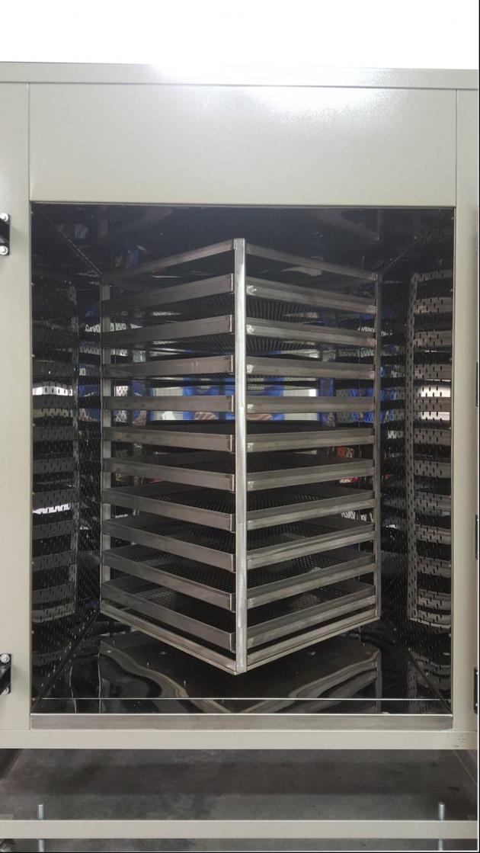 內旋轉式熱風循環乾燥機 2