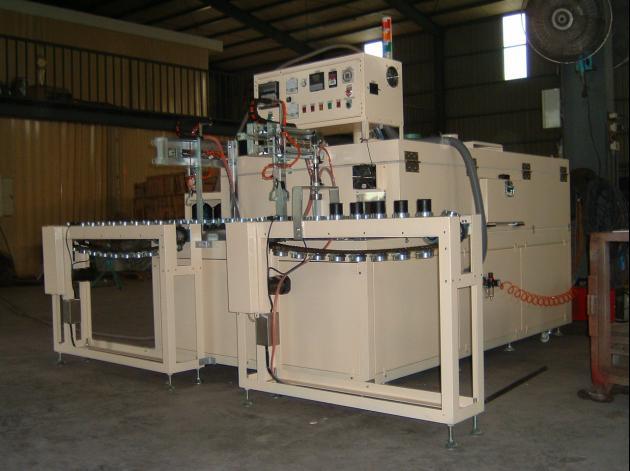 汽車零件全自動加熱生產線 2
