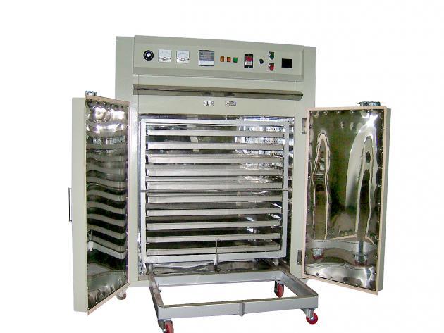 台車式乾燥機 2