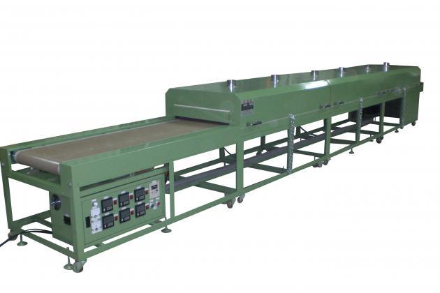 無風輸送式乾燥機 1