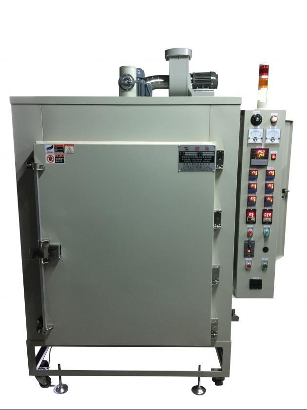 內旋轉式熱風循環乾燥機 1