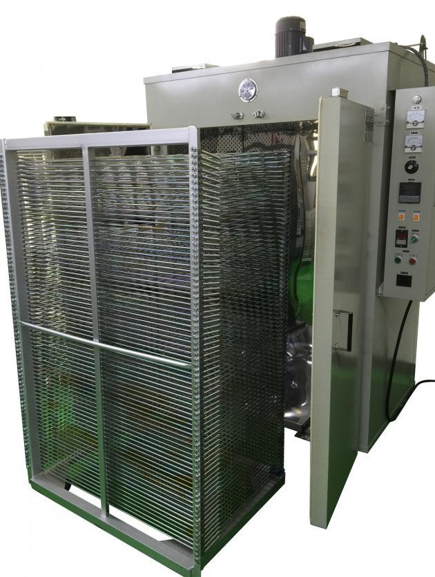 台車式乾燥機 1
