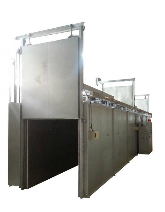 軌道式乾燥機 1