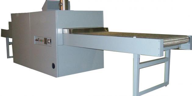 短、中、長波輸送式乾燥機 1