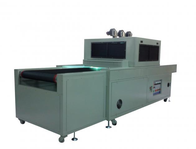 UV金屬鹵素燈紫外線輸送式乾燥機 2